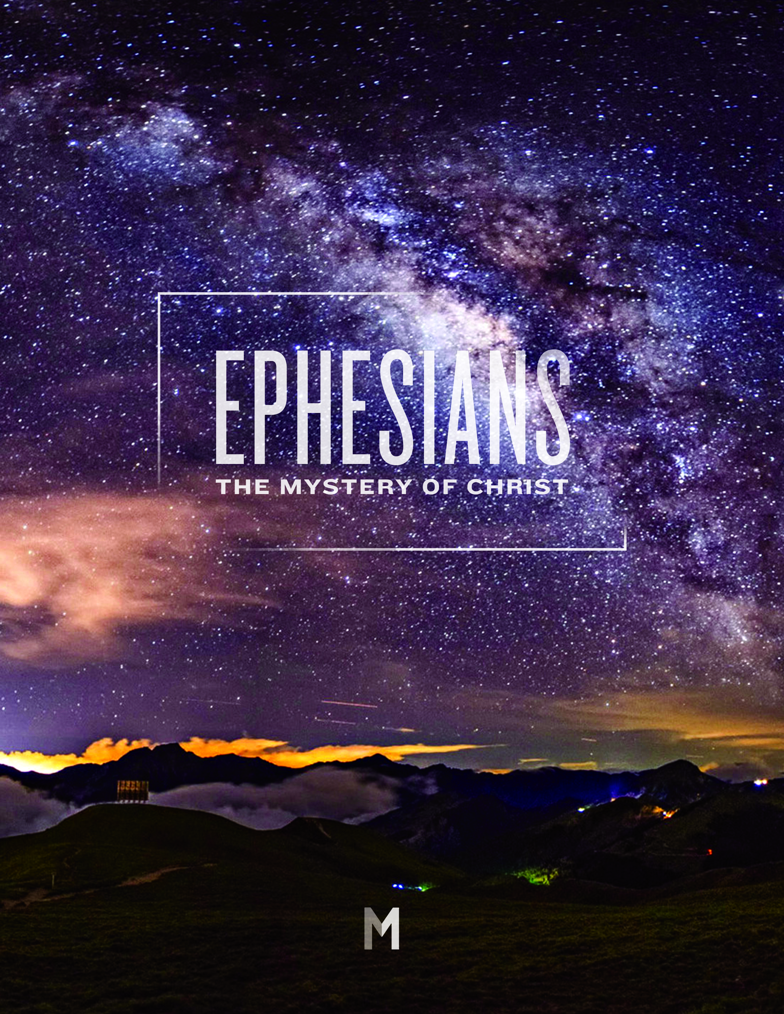 Ephesians- Mystery of Christ logo