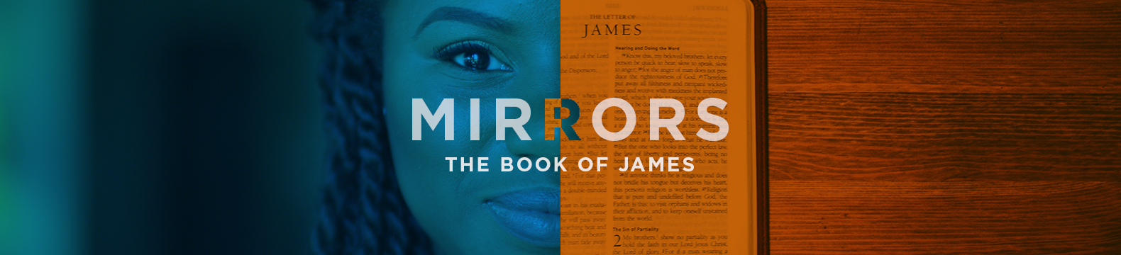 Community Group Guides – Mirrors: The Book of James, Part 4 – Helium, Trust Falls, and Why Talk Is Cheap