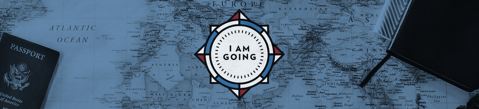 I Am Going – Missions Night April 11 @ 7pm