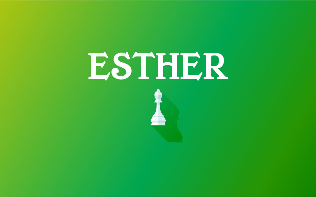 New Sermon Series This Weekend: Esther