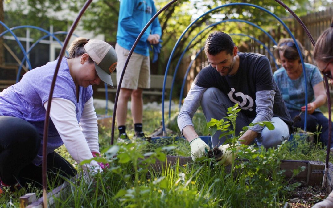 Loving Our City: A Reflection On Serve Week