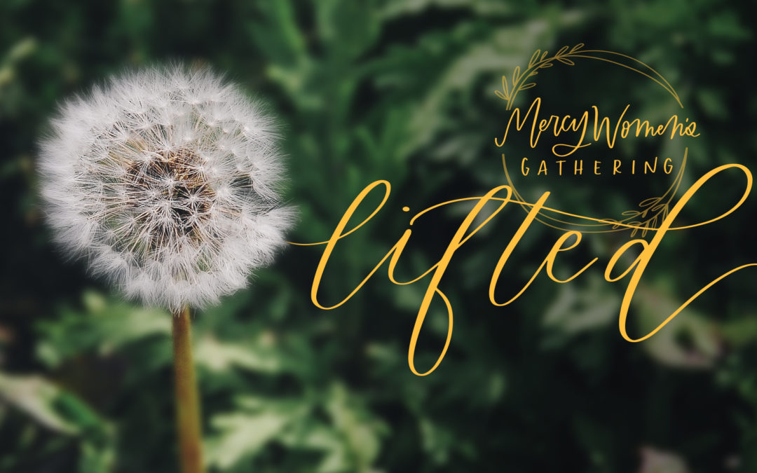 Lifted: Our Vision and Prayer for the Mercy Women's Gatherings of 2019