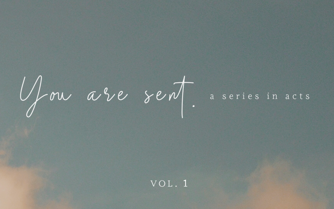 You Are Sent, Vol 1
